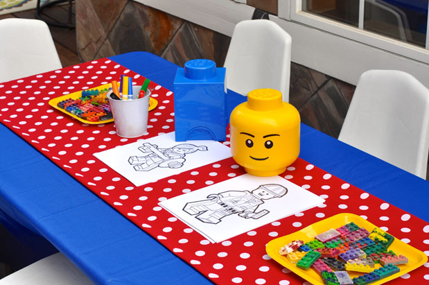Lego - Cherry On Top Parties