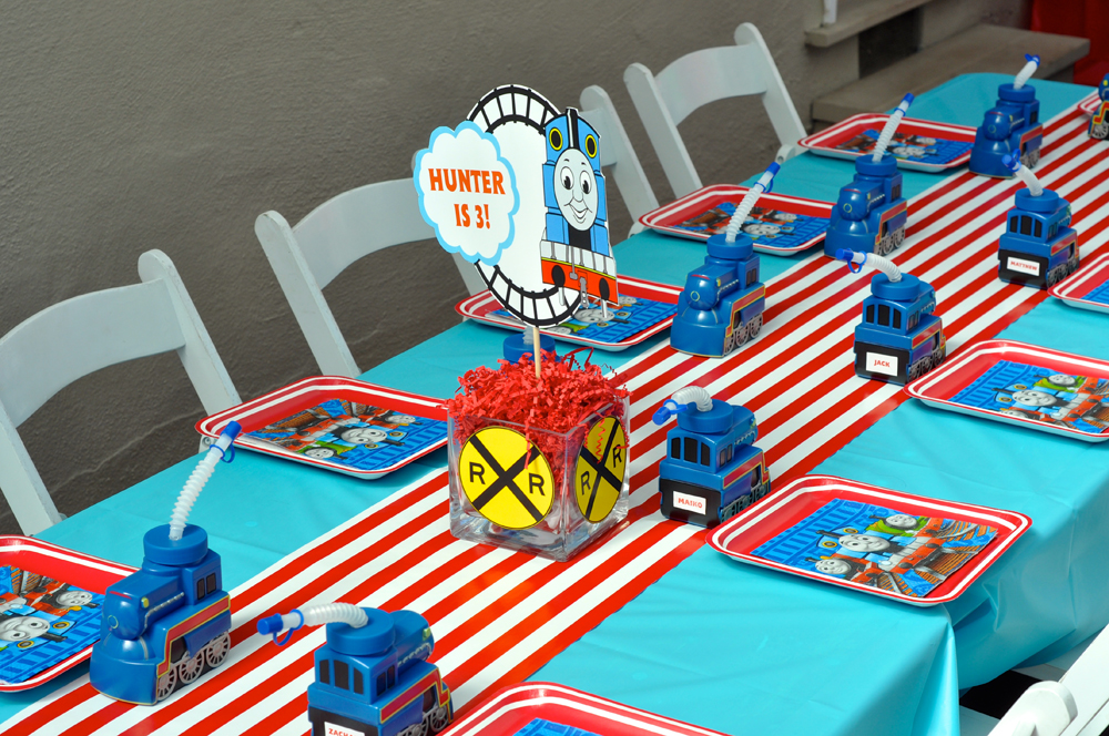 Thomas The Train Cherry On Top Parties
